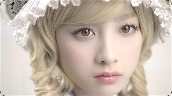 橋本環奈ぷっちょCMの金髪髪型衣装がかわいい!メイキング動画も
