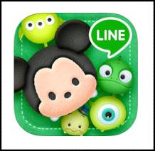 LINE、ツムツム