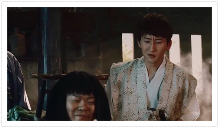 上野龍之介、桃ちゃん