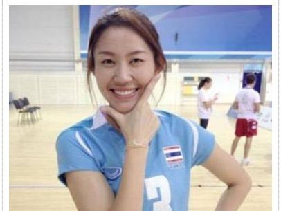 ヌットサラ、タイ女子バレー