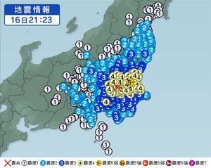 茨城地震と首都圏直下型地震の関係は?5月17日未来人の予言が不安…