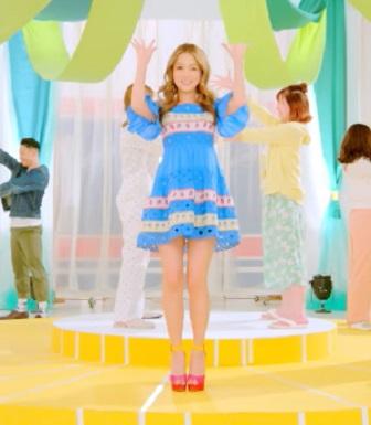 西野カナ「パッ」衣装ブランド!ワンピはスレトシス!MVでダンス
