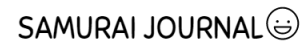 SAMURAI JOURNAL